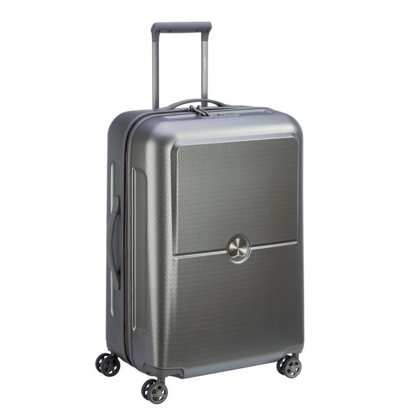 Delsey TURENNE Cestovní kufr 4w 65 cm (Silver)