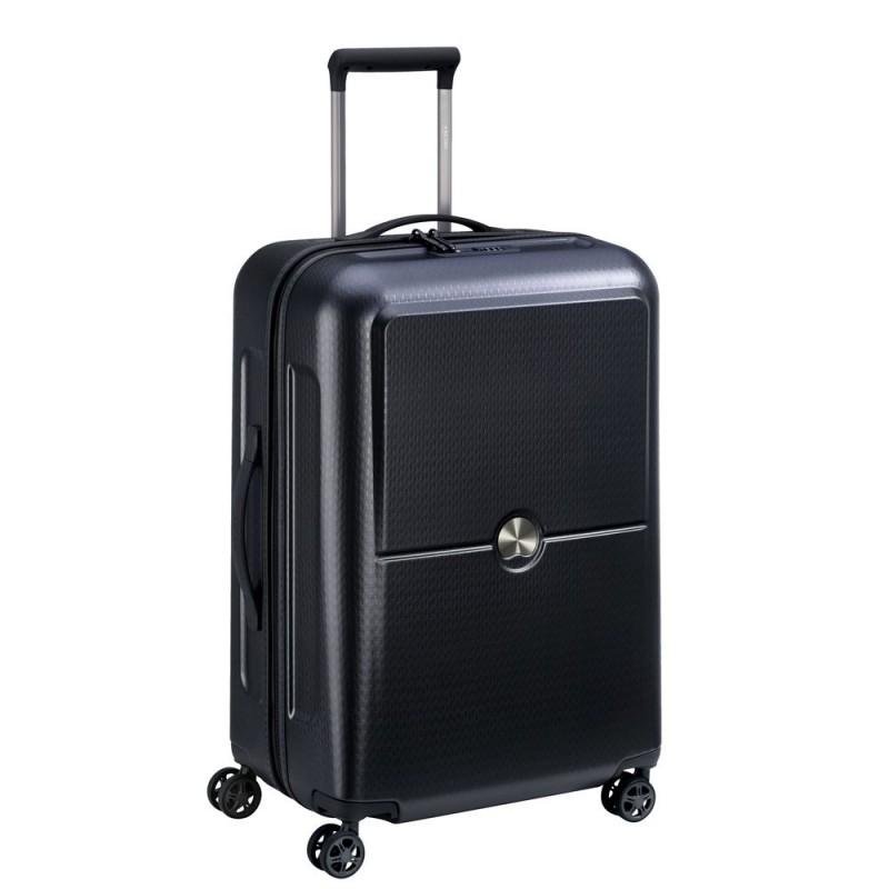 Delsey TURENNE Cestovní kufr 4w 65 cm (Black)