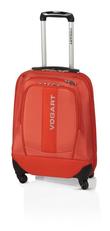 Vogart WIPPLE Kufr 4 kolečka 63 cm (oranžový)