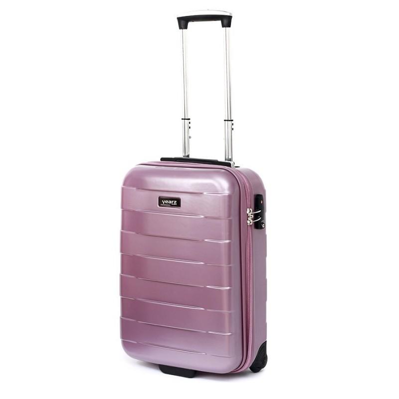 March BUMPER Palubní kufr 2 kolečka 55 cm, S (fialová)