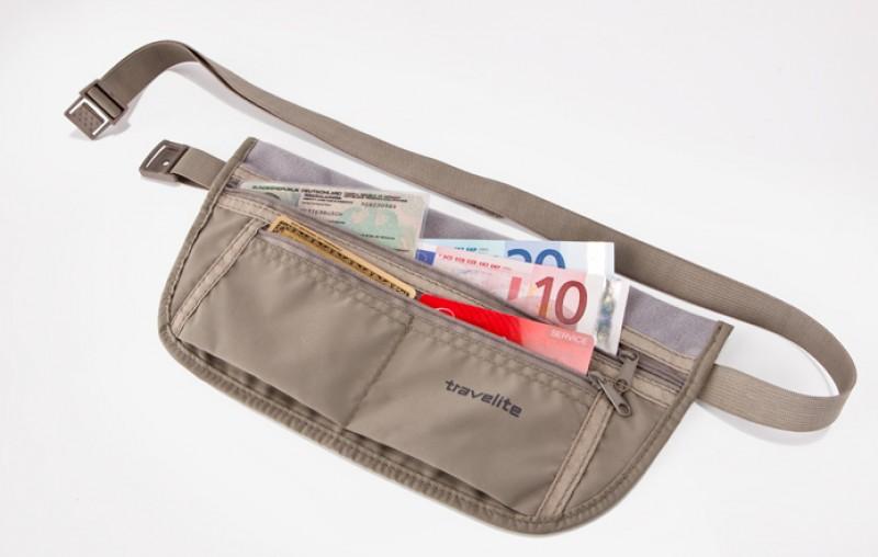 Travelite Bezpečnostní kapsa kolem pasu