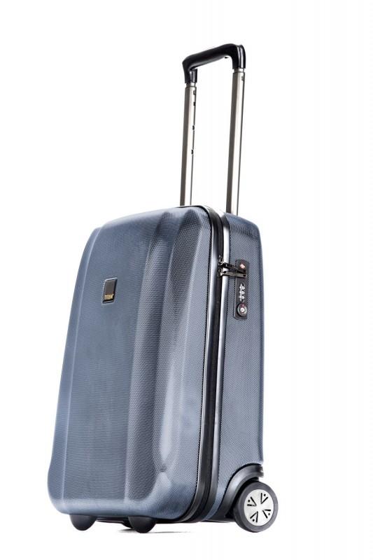 Titan XENON Palubní kufr 2 kolečka 53 cm, S (modrá)