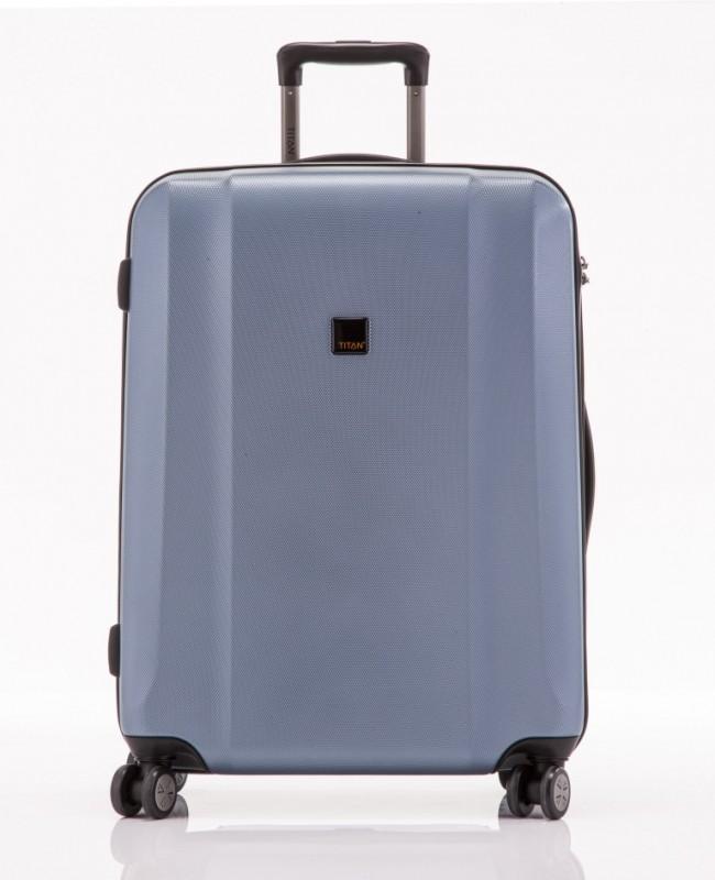 Titan XENON Kufr spinner 4 kolečka 74 cm, L (modrý)