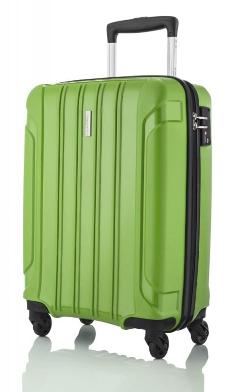 Travelite COLOSSO Kabinový kufr 4 kolečka 55 cm, S (zelený)