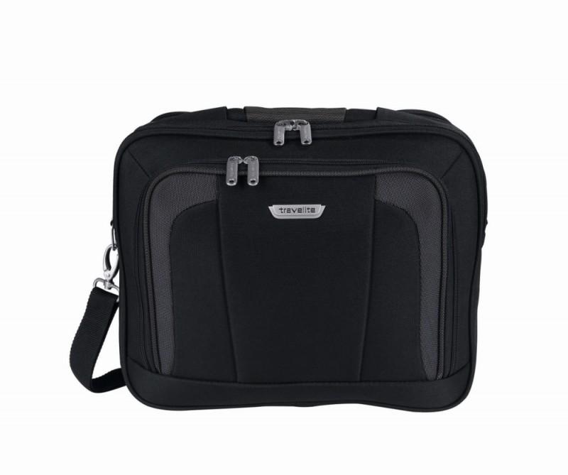 Travelite ORLANDO Palubní taška (černá)