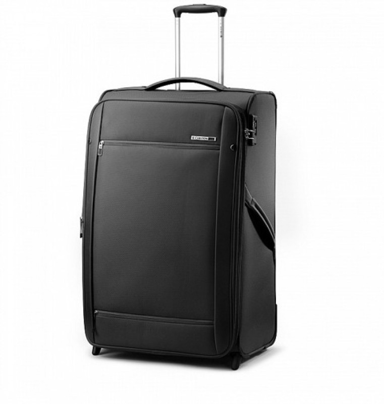 Carlton O2 Expandable Trolley Case 72cm (černý)