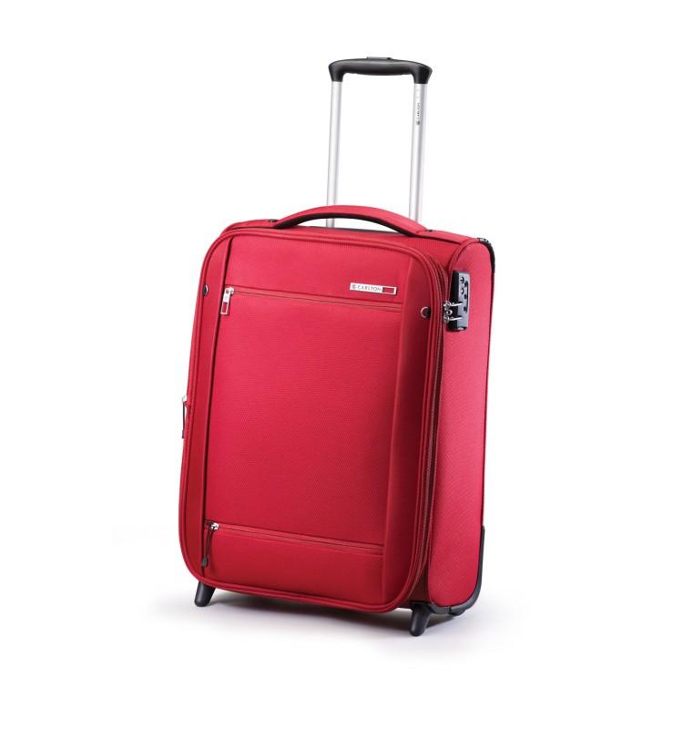 Carlton O2 Expandable Trolley Case 55cm (červený)