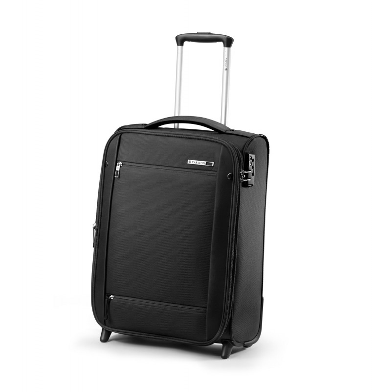 Carlton O2 Expandable Trolley Case 55cm (černý)