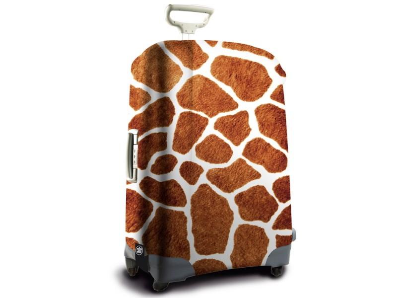 SuitSuit - Obal na kufr - vzor Giraffe