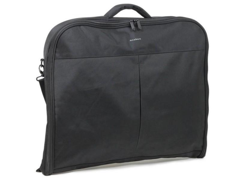 Member's GS-0008 Cestovní taška na obleky (černá)