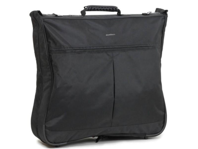 Member's GS-0009 Cestovní taška na obleky (černá)