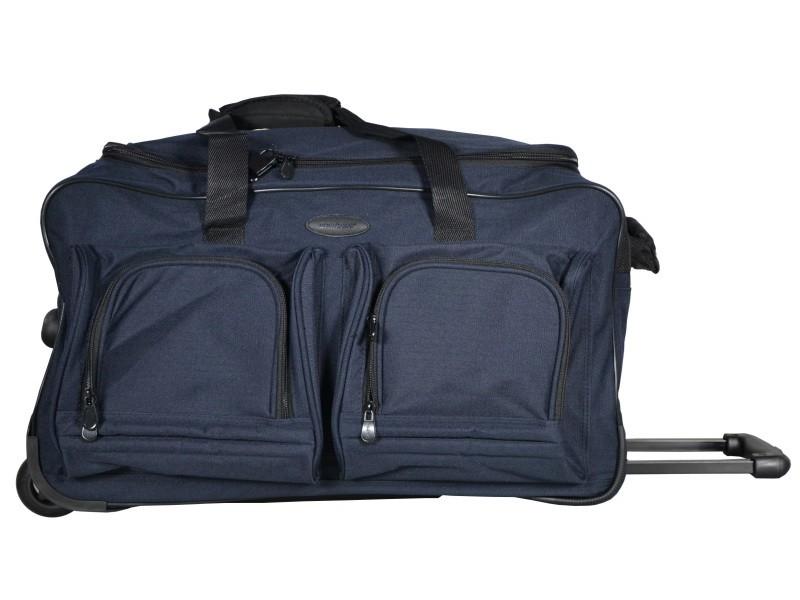 Member\'s TT-0005 Cestovní taška na kolečkách 65cm (modrá)