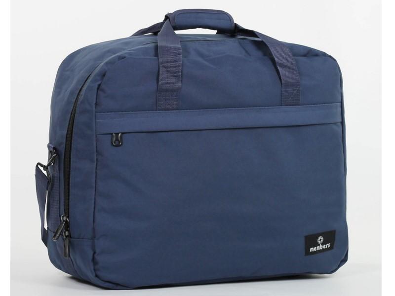 Member's ESSENTIAL ON-BOARD Cestovní taška 55 cm, S (modrá)