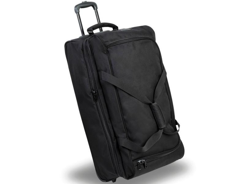 Member\'s TT-0032 Rozšířitelná cestovní taška na kolečkách 81cm (černá)