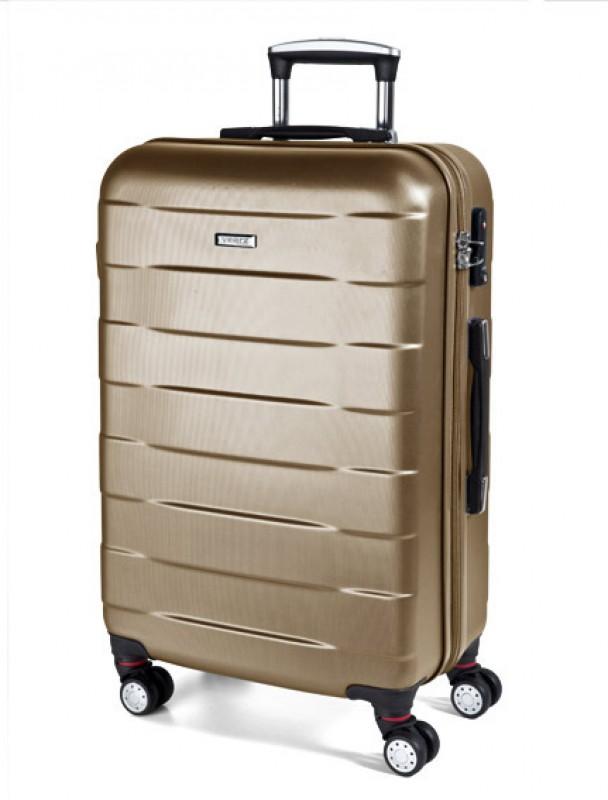 March BUMPER Cestovní kufr 4 kolečka 76 cm, L (kašmír)