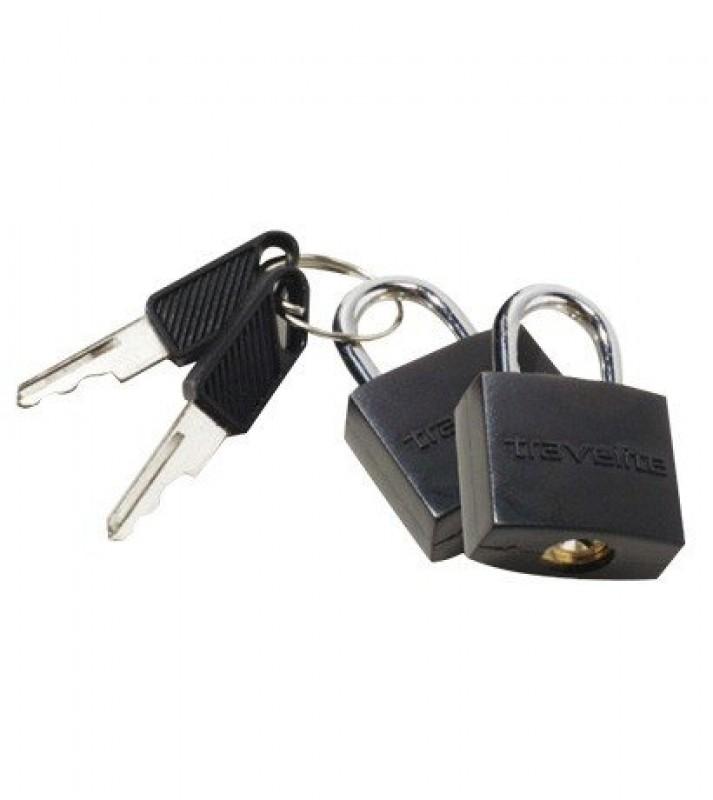 Travelite Zámek na klíček (černý)