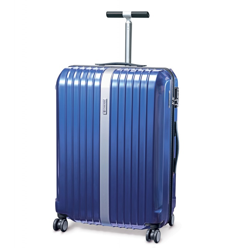 Carlton STARK Spinner Trolley Case 79cm (modrý)