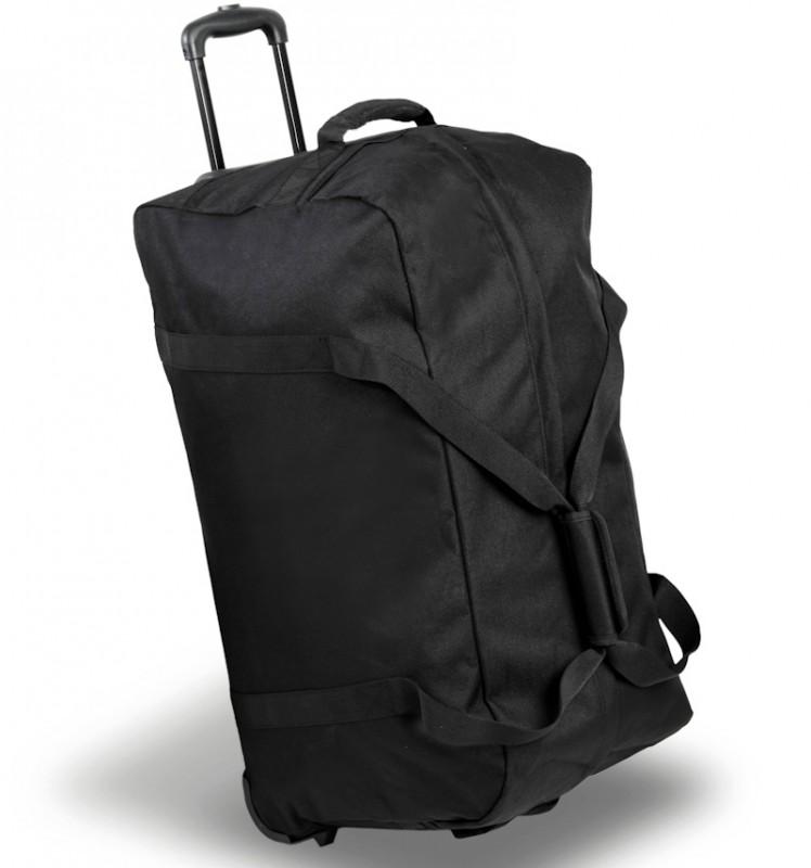 Cestovní taška na kolečkách MEMBER'S TT-0035 - černá