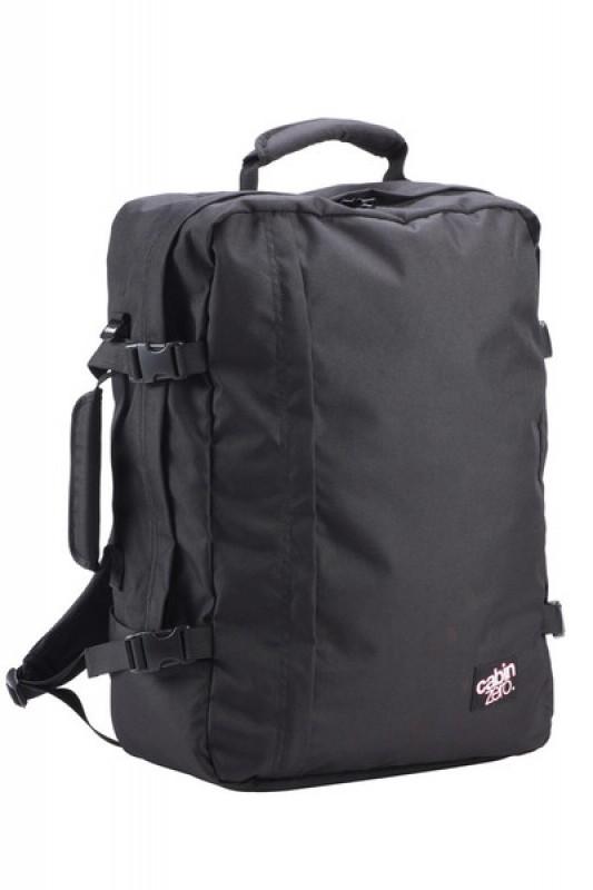 CabinZero CLASSIC ULTRA-LIGHT Odlehčený batoh 44 l (Absolute Black)