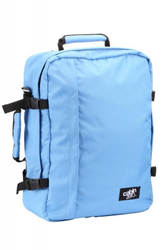 CabinZero CLASSIC ULTRA-LIGHT Odlehčený batoh (Blue Karma)