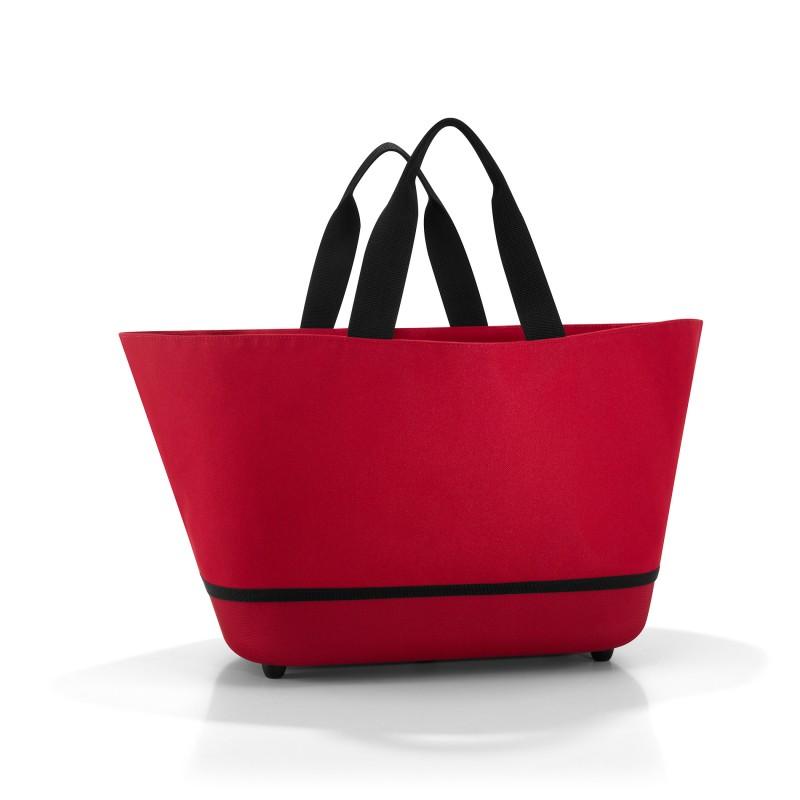 Reisenthel SHOPPING BASKET Skládací nákupní taška (červená)