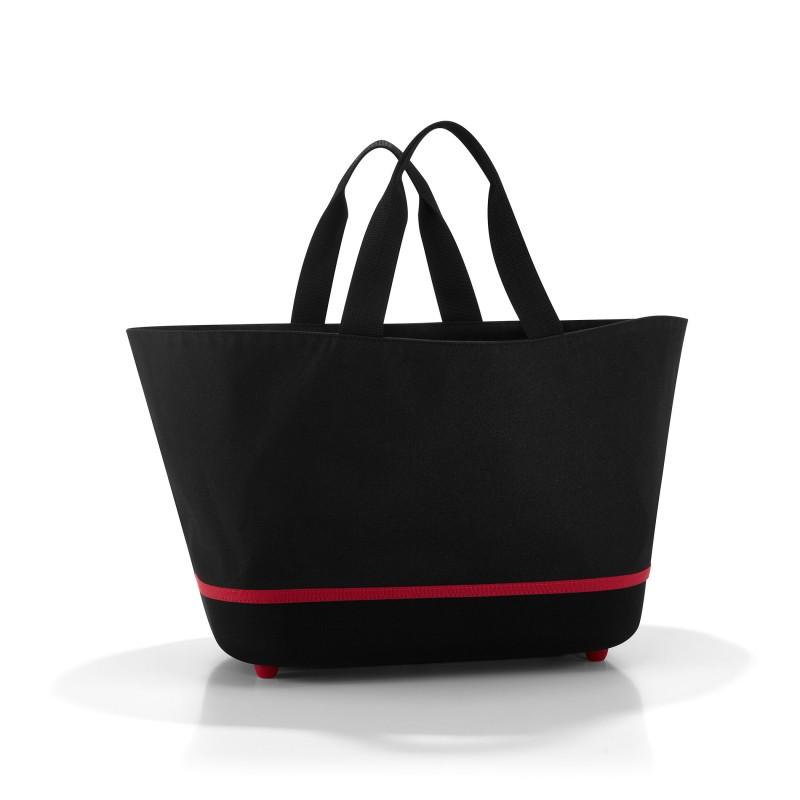 Reisenthel SHOPPING BASKET Skládací nákupní taška (černá)