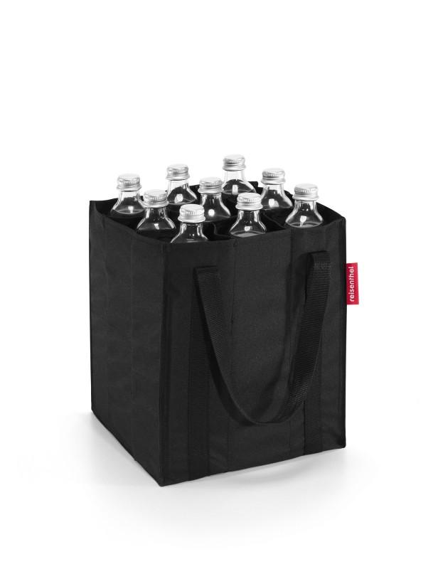 Reisenthel BOTTLE BAG Taška na láhve (Black)
