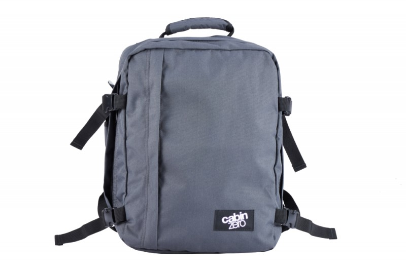 CabinZero MINI ULTRA-LIGHT Odlehčený batoh 28 l (Original Grey)