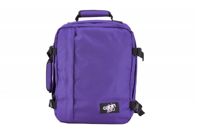 CabinZero MINI ULTRA-LIGHT Odlehčený batoh 28 l (Original Purple)