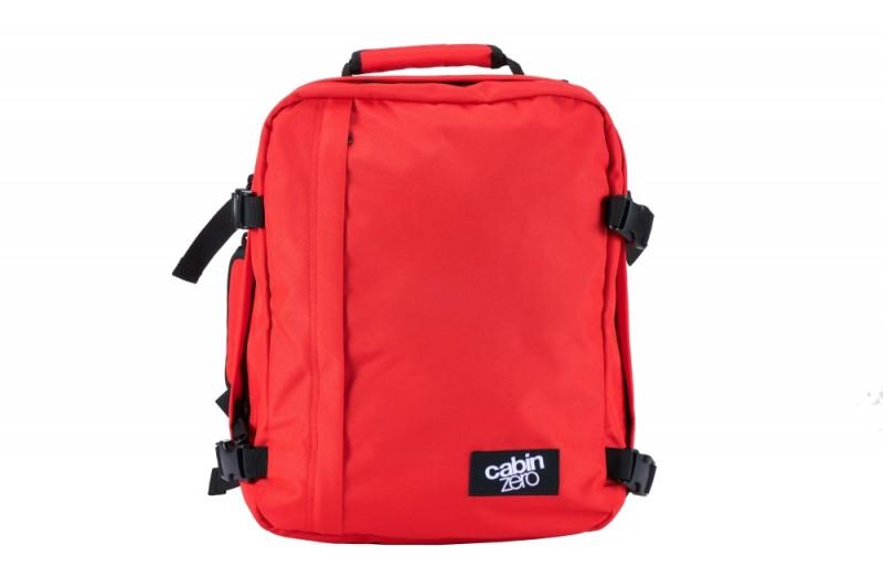CabinZero MINI ULTRA-LIGHT Odlehčený batoh 28 l (Mysore Red)