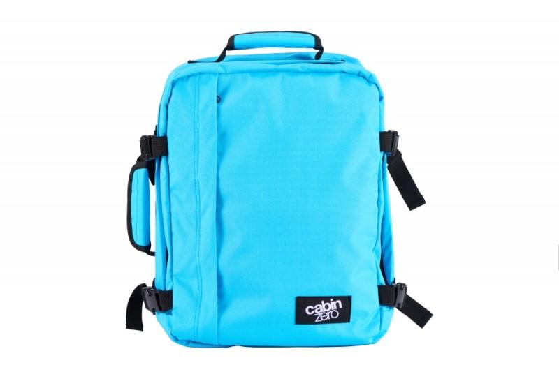 CabinZero MINI ULTRA-LIGHT Odlehčený batoh 28 l (Samui Blue)