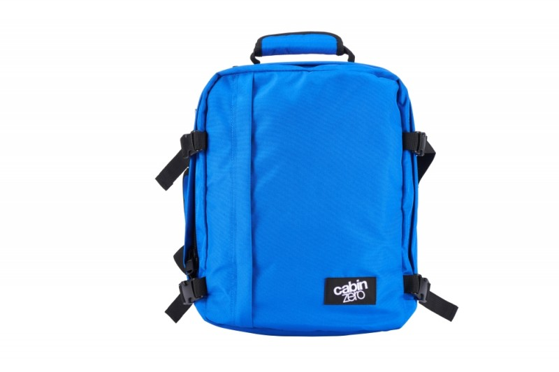 CabinZero MINI ULTRA-LIGHT Odlehčený batoh 28 l (Royal Blue)
