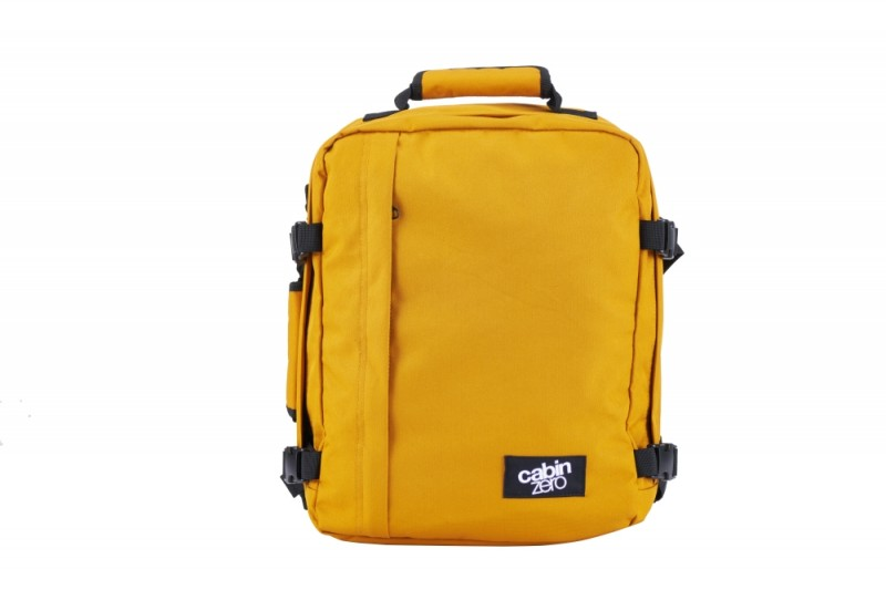 CabinZero MINI ULTRA-LIGHT Odlehčený batoh 28 l (Orange Chill)
