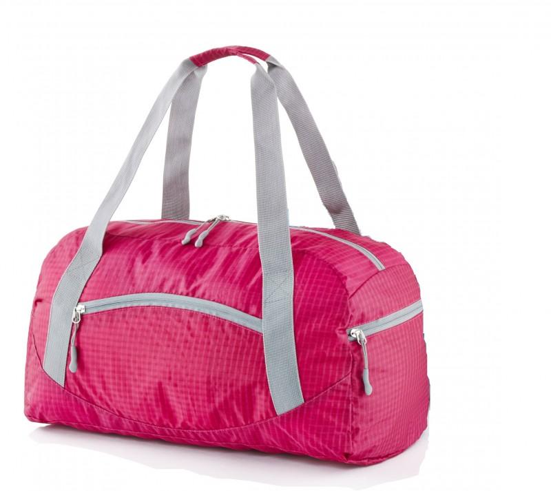 Travelite Airflex Foldable Duffle S Pink