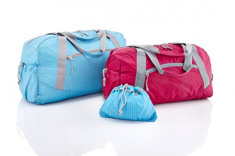 Travelite Airflex Foldable Duffle S Turquoise