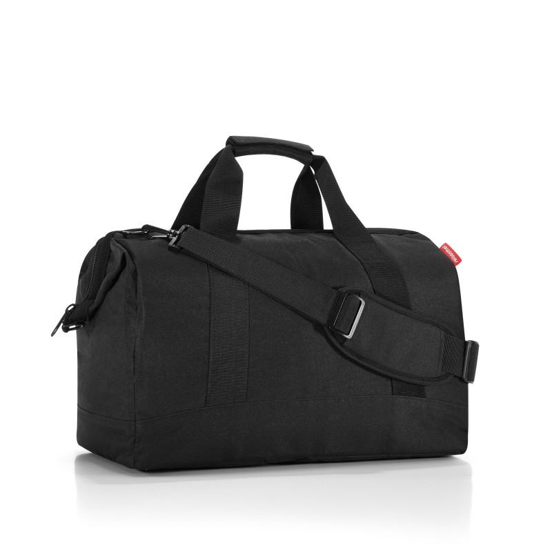 Reisenthel ALLROUNDER Cestovní taška přes rameno, L (Black)