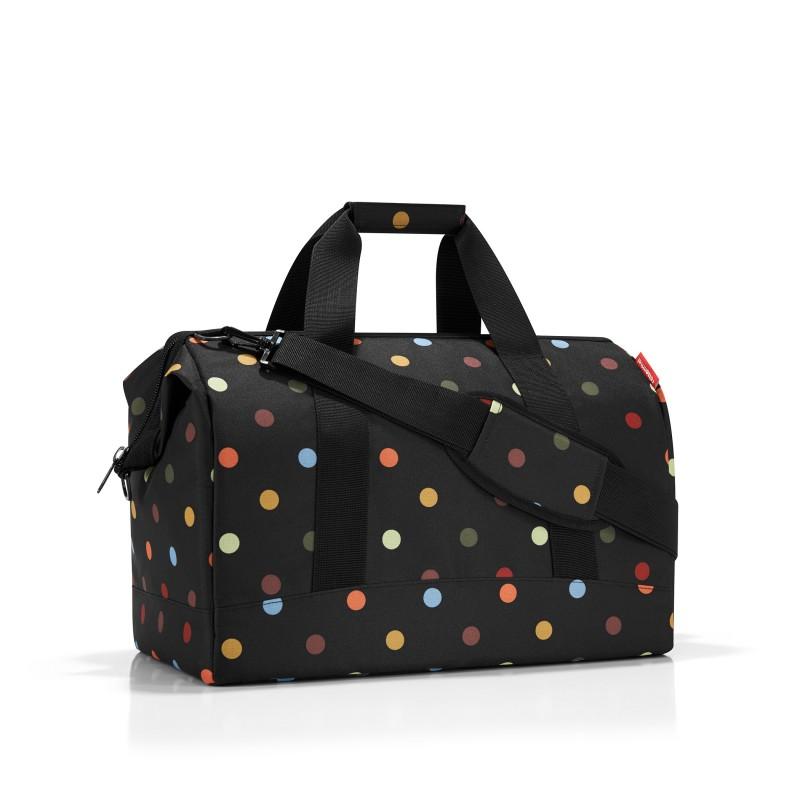 Reisenthel ALLROUNDER Cestovní taška přes rameno, L (Dots)