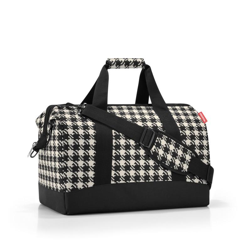 Reisenthel ALLROUNDER Cestovní taška přes rameno, L (Fifties Black)