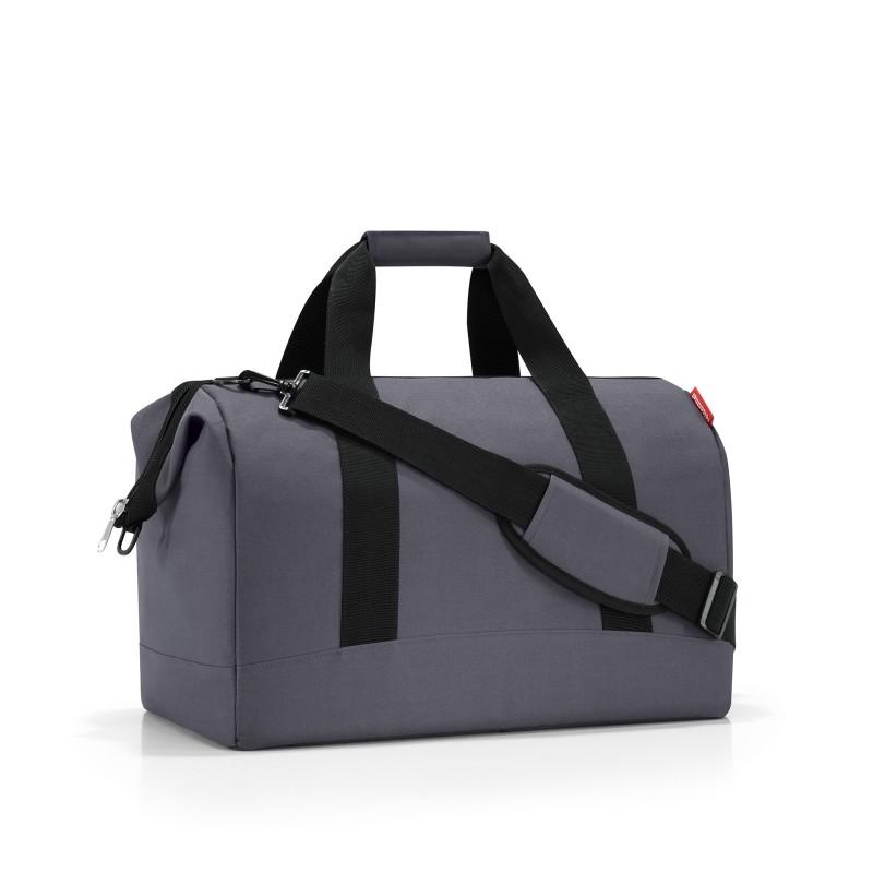 Reisenthel ALLROUNDER Cestovní taška přes rameno, L (Graphite)