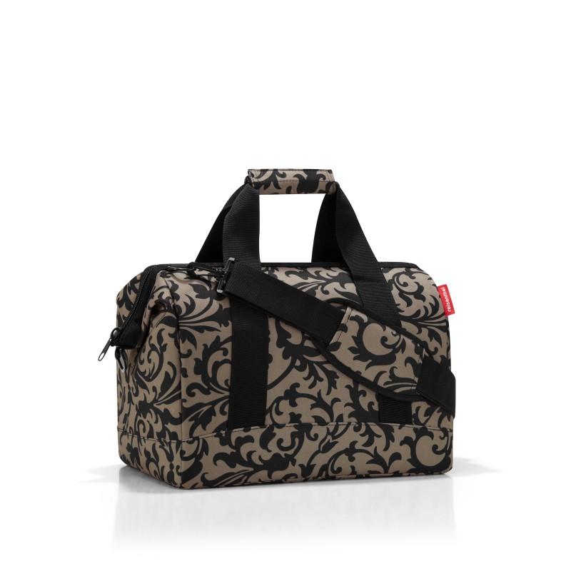 Reisenthel ALLROUNDER Cestovní taška přes rameno, M (Baroque Taupe)