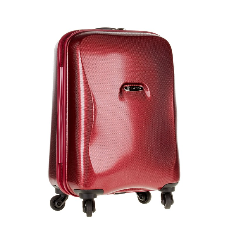 Carlton ALBA II Spinner Trolley Case 55cm (Cherry red)
