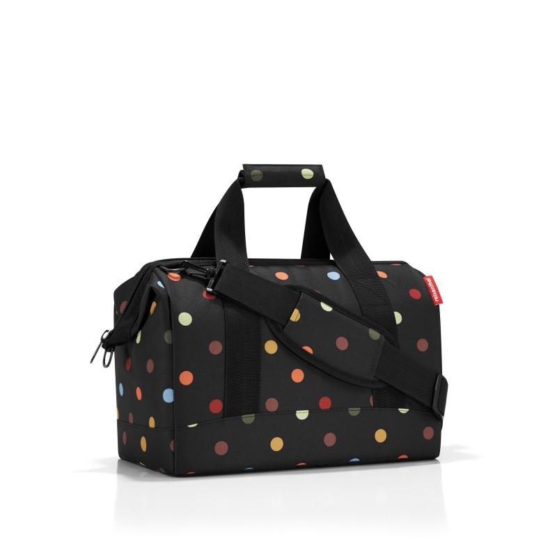 Reisenthel ALLROUNDER Cestovní taška přes rameno, M (Dots)