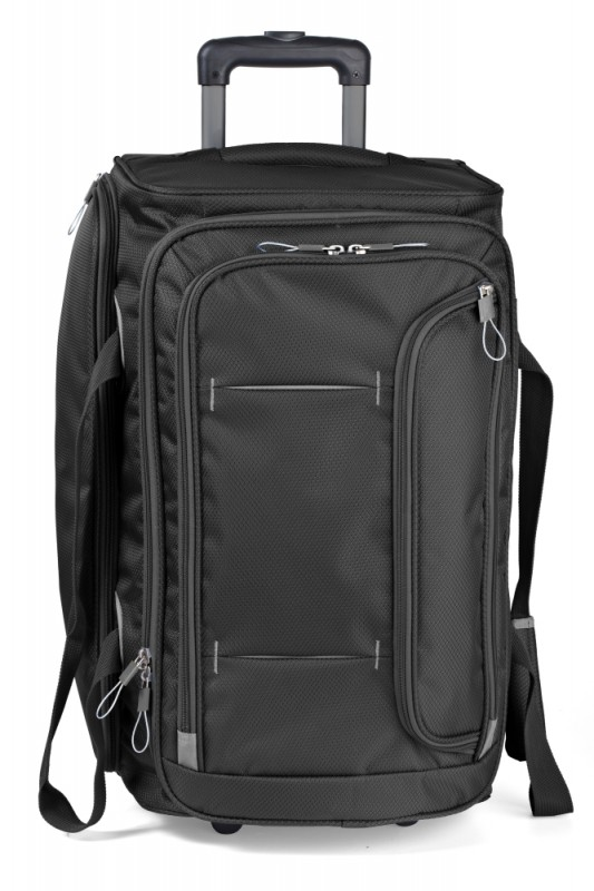 March GO-GO BAG Odolný sportovní kufr 63cm (Black)