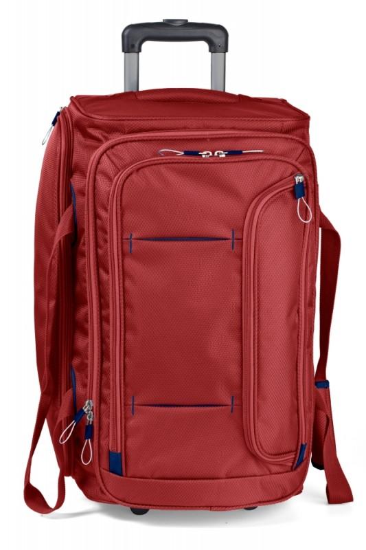 March GO-GO BAG Odolný sportovní kufr 53cm (Red)