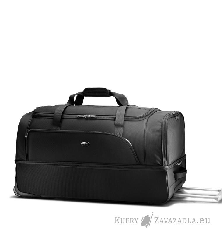 Carlton REFLEX Double Decker Holdall with Trolley 75cm (černá)