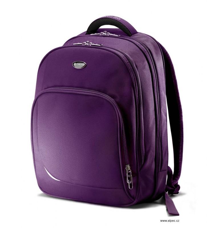 REFLEX batoh na notebook (fialová)