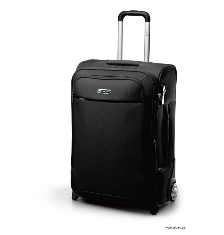 Kufr EXPERIA Expandable Trolley Case 55cm (Černá)