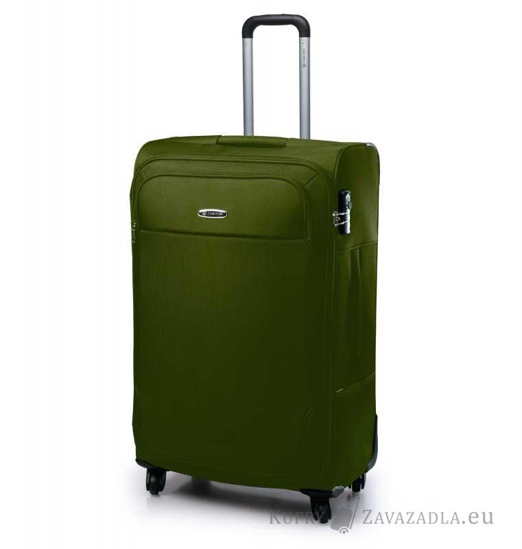 Carlton EXPERIA Expandable Spinner Case 68cm (olivově zelená)