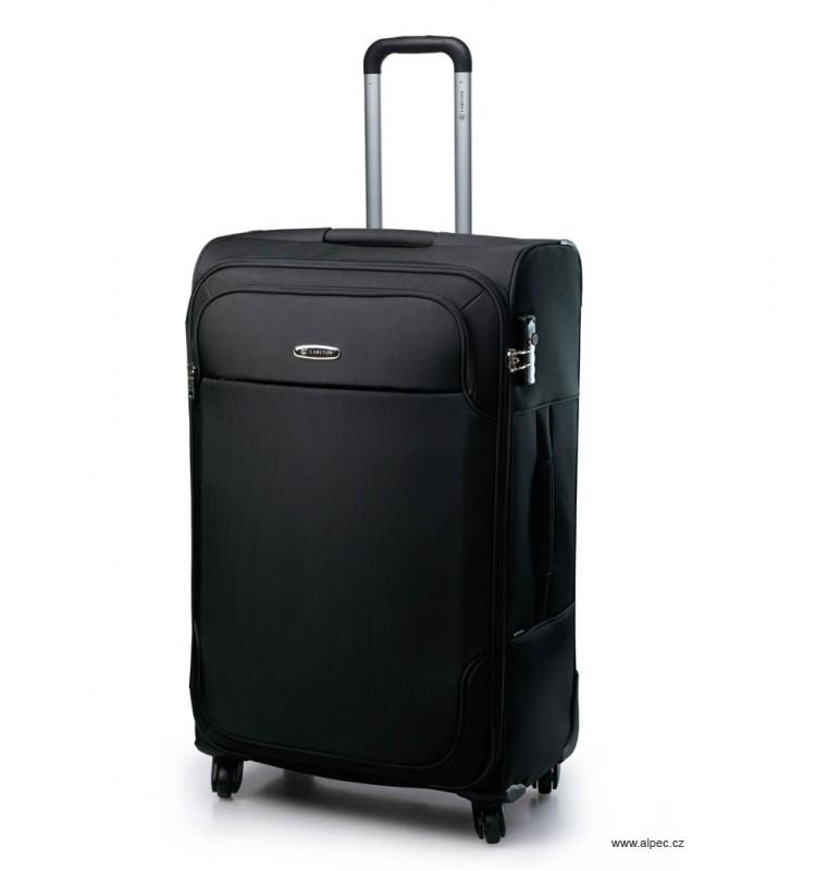 Kufr EXPERIA Expandable Spinner Case 68cm (černá)