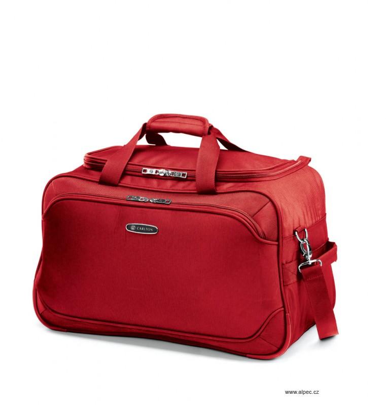 Cestovní taška EXPERIA Holdall 55cm (vínová)